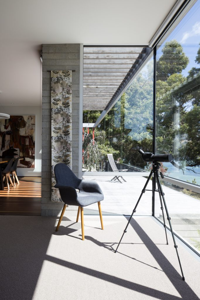 Gallery Of Elms House By Stuart Tanner Architects Local Australian Design & Interiors Tasmania Image 5