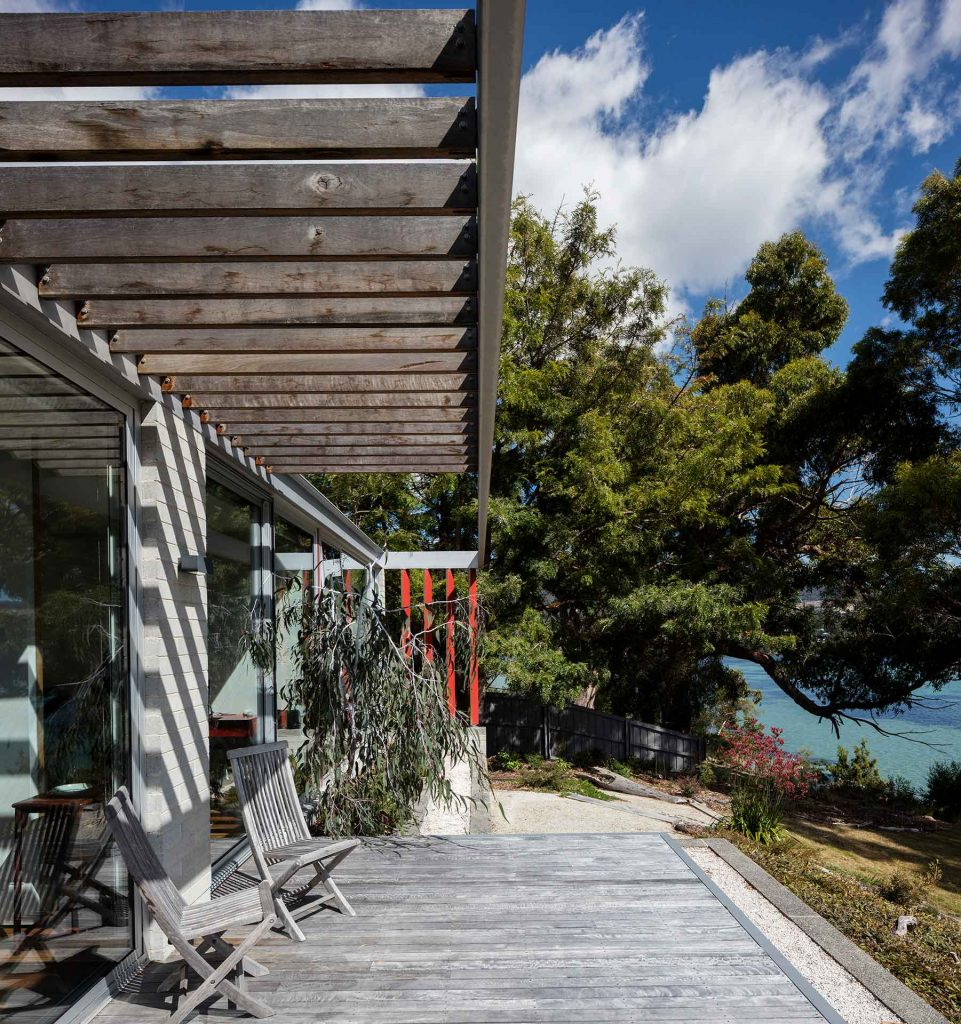 Gallery Of Elms House By Stuart Tanner Architects Local Australian Design & Bespoke Interiors Tasmania Image 27