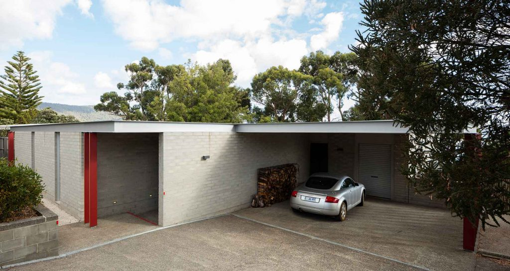 Gallery Of Elms House By Stuart Tanner Architects Local Australian Design & Bespoke Interiors Tasmania Image 26