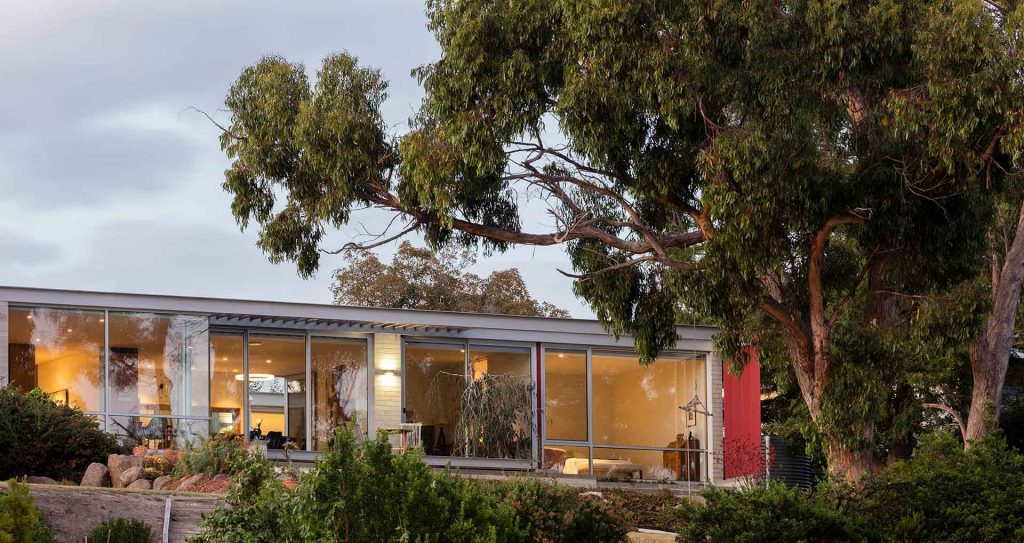 Gallery Of Elms House By Stuart Tanner Architects Local Australian Bespoke Residential Interiors Tasmania Image 21