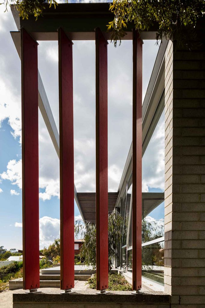 Gallery Of Elms House By Stuart Tanner Architects Local Australian Bespoke Residential Interiors Tasmania Image 20