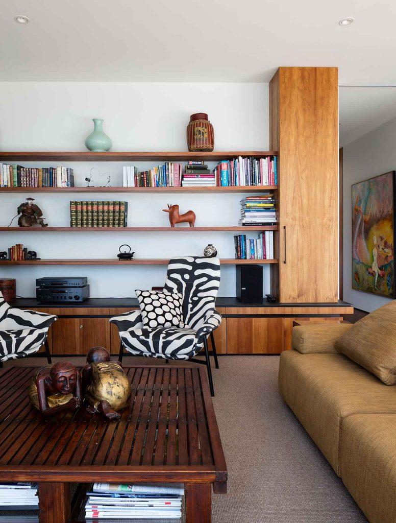 Gallery Of Elms House By Stuart Tanner Architects Local Australian Bespoke Residential Interiors Tasmania Image 19