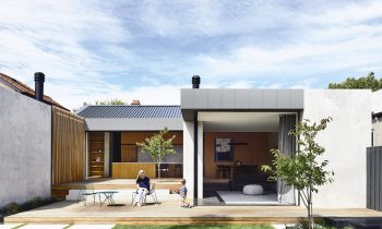 Prahran House By Rob Kennon Architects Local Australian Architecture & Design Prahran, Melbourne Image 1