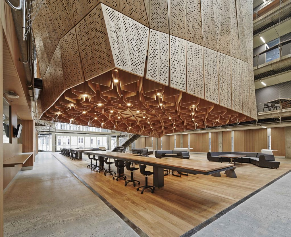 Gallery Of The Msdx By The Melbourne School Of Design Local Australian Architecture & The Built Environment Melbourne, Vic Image 10