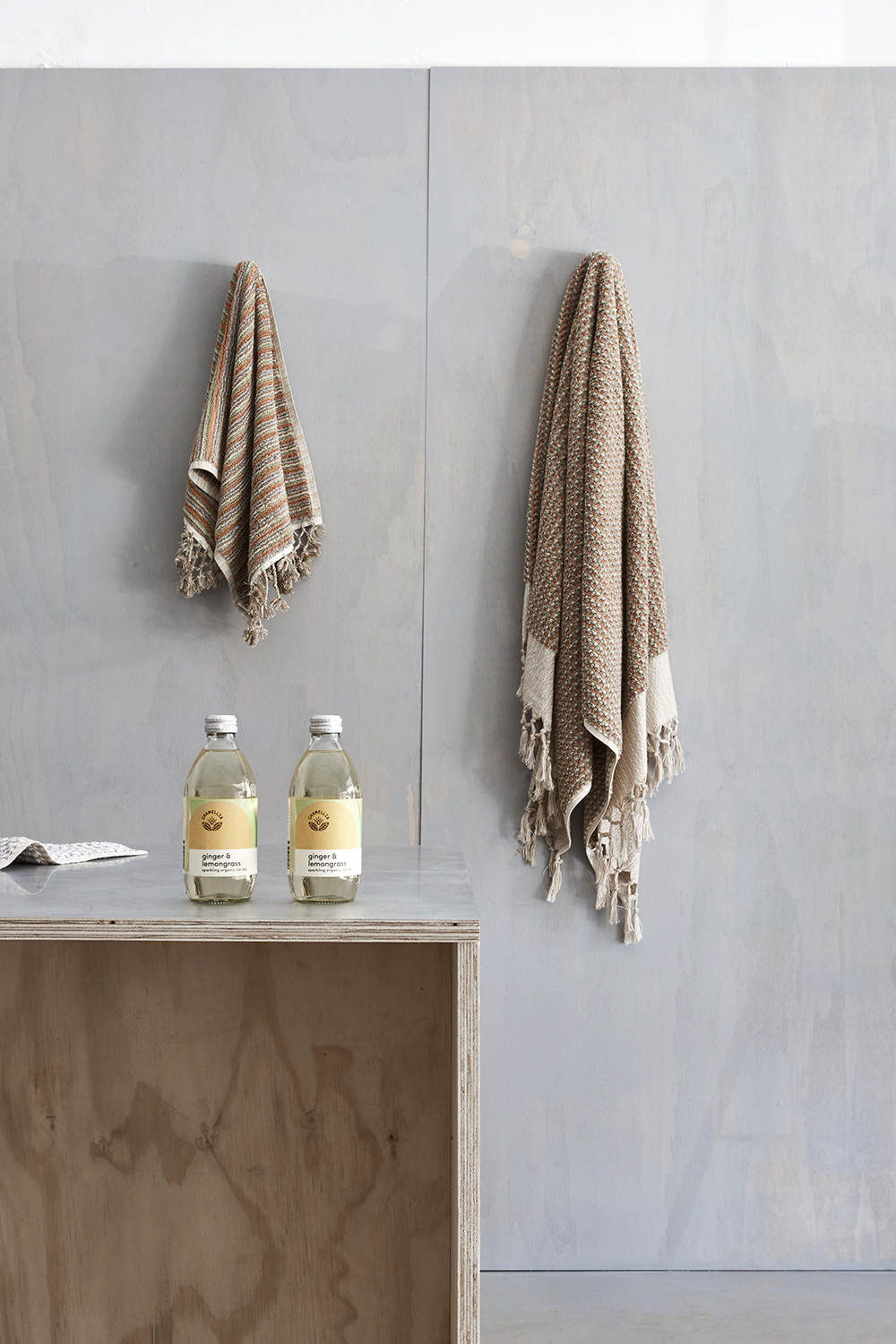 The Perfect Environment To Showcase Loom Towels For The General Public.