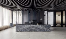 The Brief Called For A Sleek And Sophisticated Fitout.