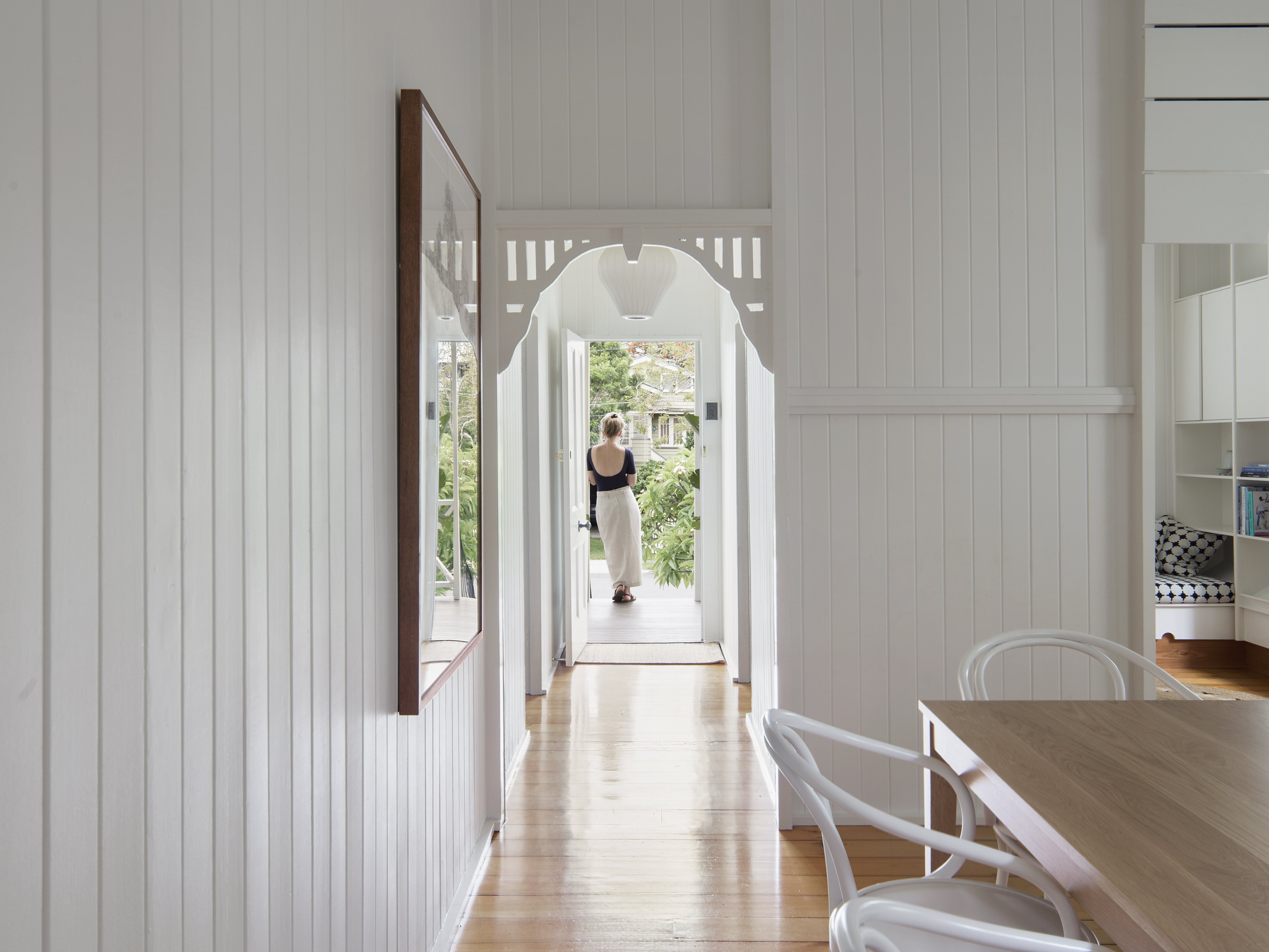 The Renovation Of A Run Down Workers Cottage In Brisbane's West End Transforming It Into Boutique Accomodation.