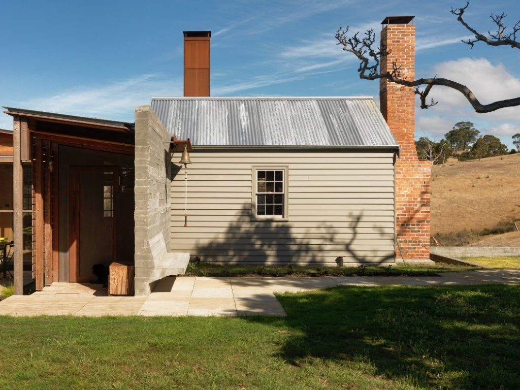 Artedomus Series Captain Kelly's Cottage By John Wardle Architects Bespoke Local Design & Architecture.