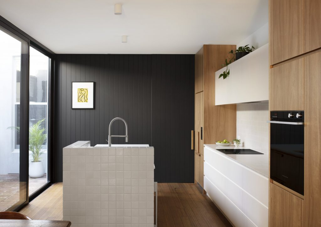 Such Truth To Materials Creates A Sense Of Warmth, Intimacy And Connection That Is Unusual In A Newly Built Space.