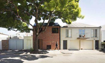Brick And Gable House Breathe Architecture Melbourne