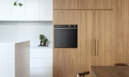 Hidden appliances part of the Fisher & Paykel signature range.