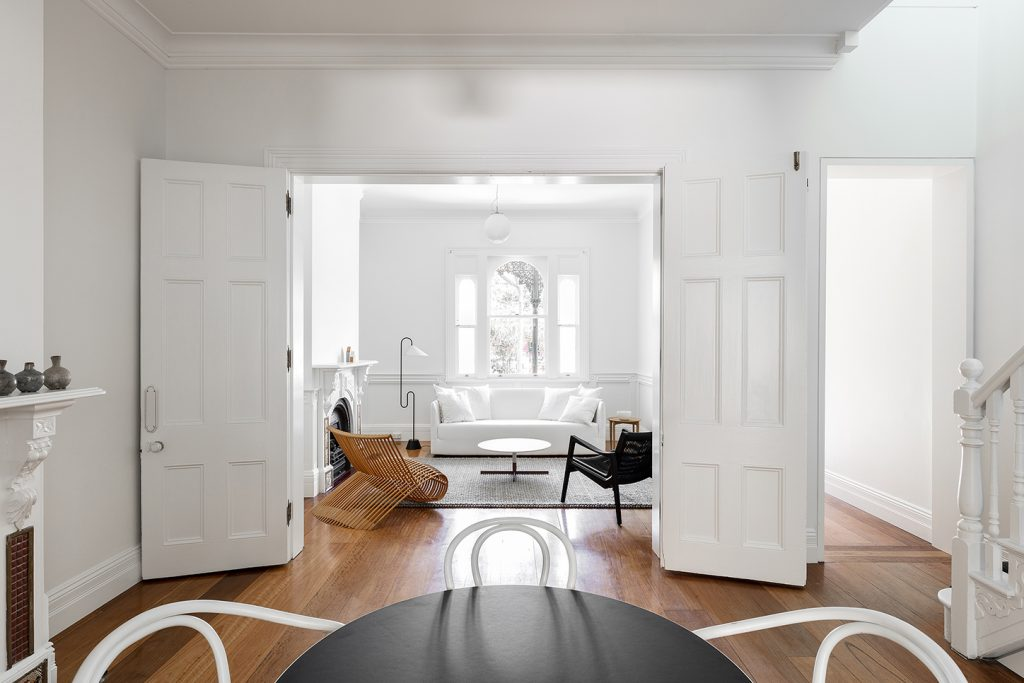 A Series Of Purposed Geometries, Extracted From A Larger Form, Create A Series Of Intimate Spaces.