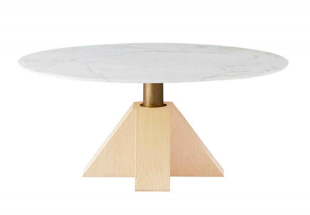 M Low Coffee Table By Local Furniture Designer & Architect Daniel Boddam
