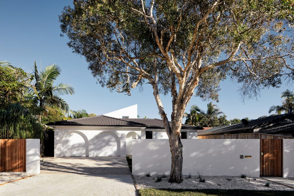 Such Clarity Of Approach Is Evident In Their Latest Project, House Burch In Byron Bay.