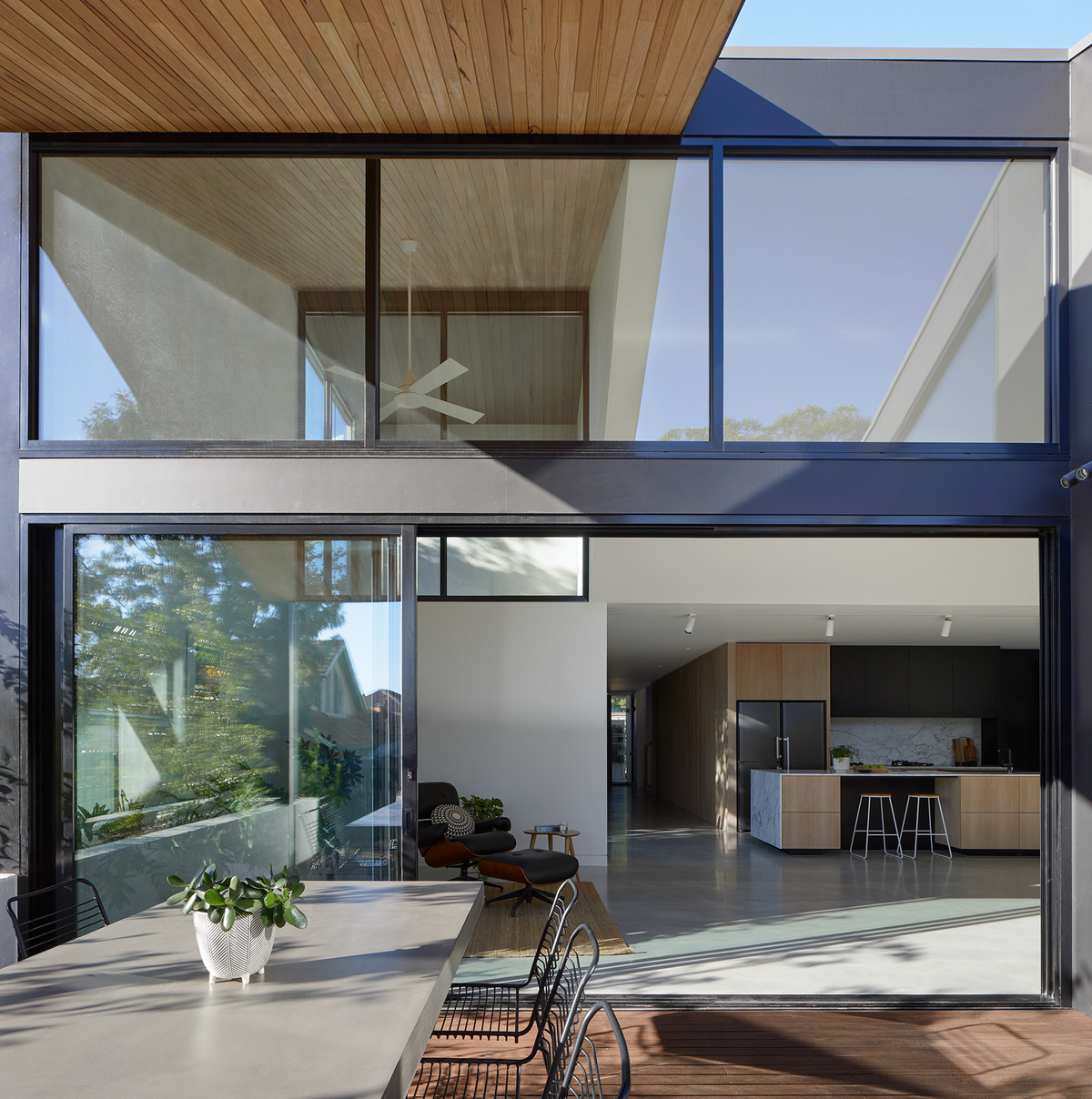 House For Three Generations By Po Co Architecture Local Interior Design The Local Project