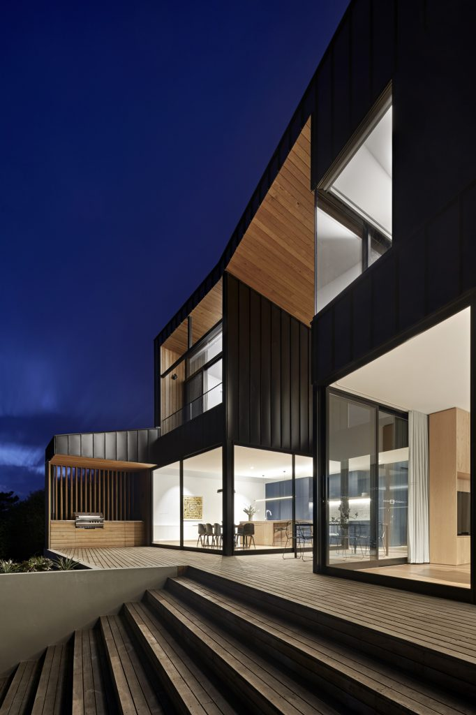 House Mt By Kart Projects A New Home On The Mornington Peninsula The Local Project