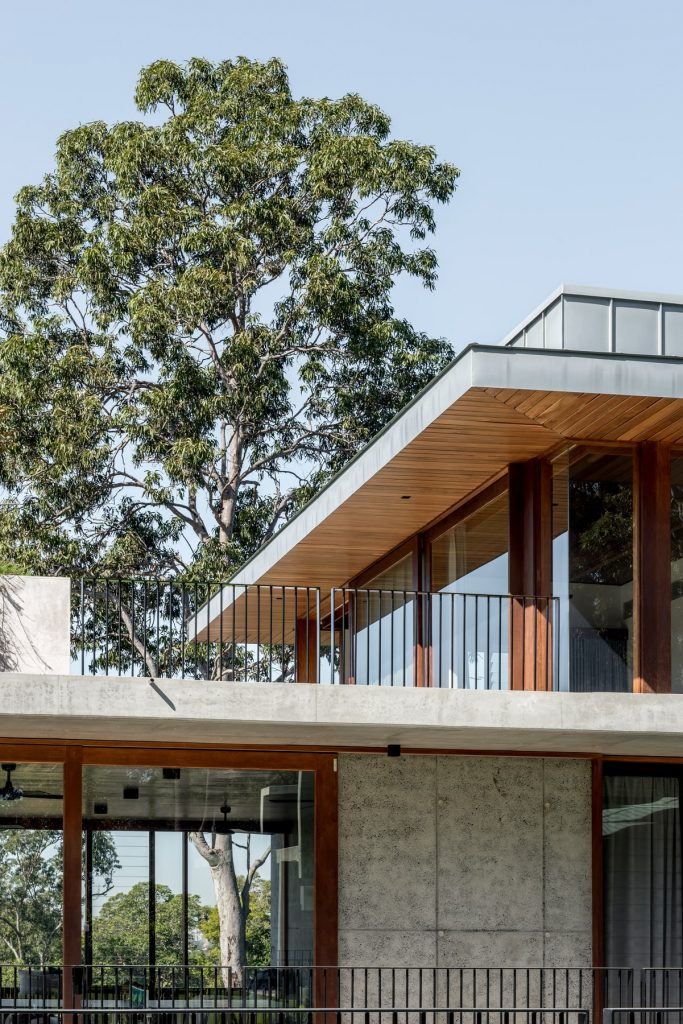 The Nest Is Heavily Inspired By Modern Architecture, Specifically The Work Of Californian Modernists Around The 60's Period,