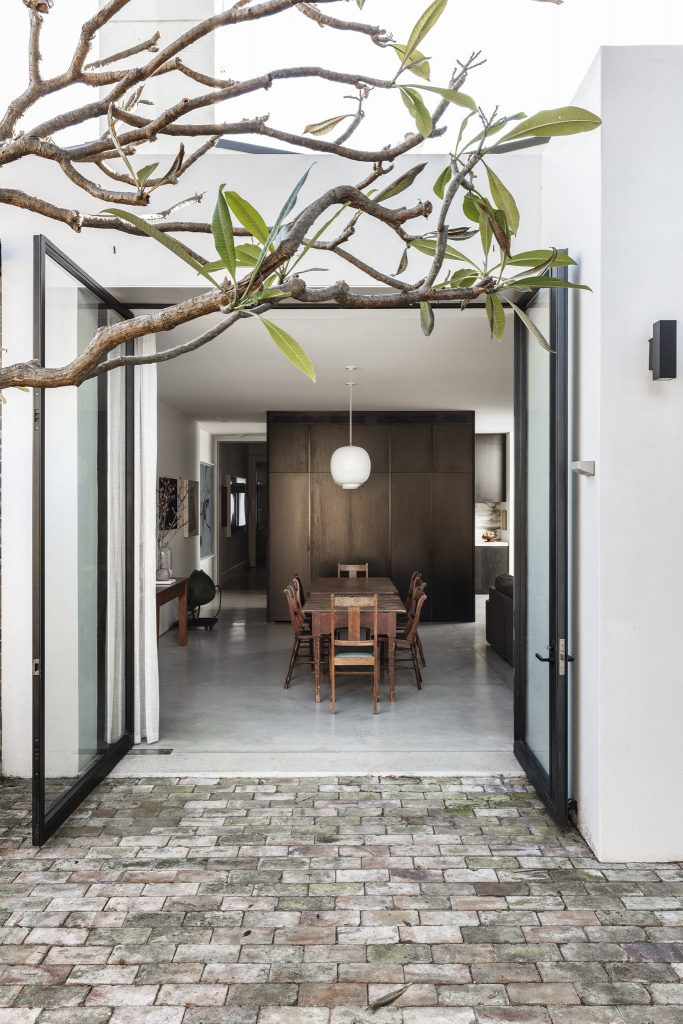 It Also Provided An Opportunity For The Home To Be Extended To Become A Gallery For Their Extensive And Eclectic Art Collection.