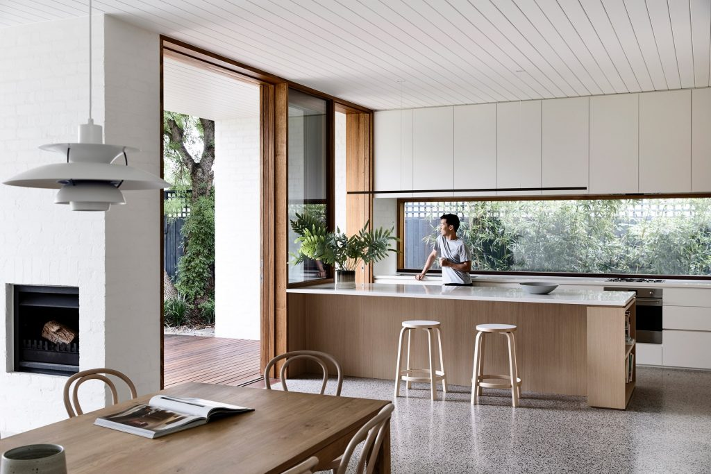 We Wanted, In One Movement, To Go From Inside To Outside
