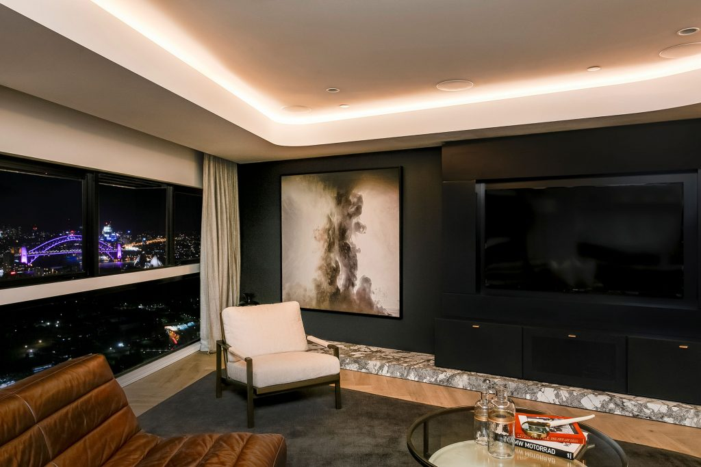 The Horizon Penthouse Features Five Bedrooms, Five Bathrooms And Eight Parking Spaces Placing It In A Class Of Its Own
