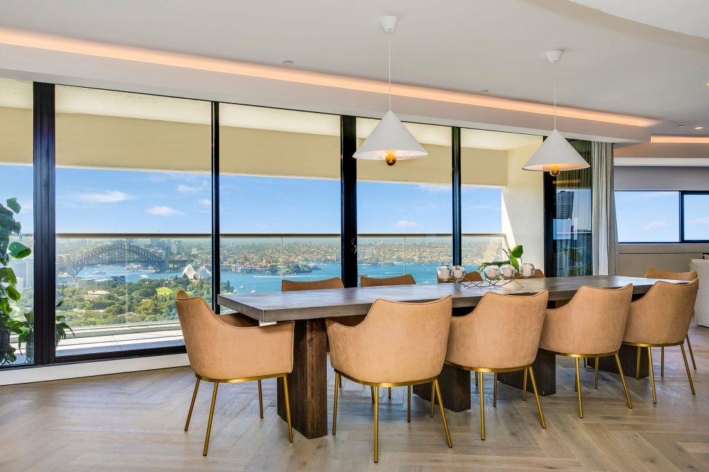 Harry Seidler's Influence Over The Sydney Skyline Is Second To None, His Buildings Have Defined The City's Architecture For