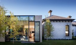 While Modern Extensions To Heritage Homes Have Become The Norm In Cities Like Melbourne