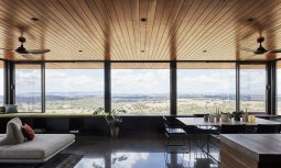 1 Set High On A Ridge Overlooking The Plains, Valleys And Mountains Of North Central Victoria, The Elemental House