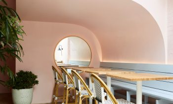 This Millennial Pink Hued Glebe Eatery Is Inspired By The Coastal Towns Of South Carolina