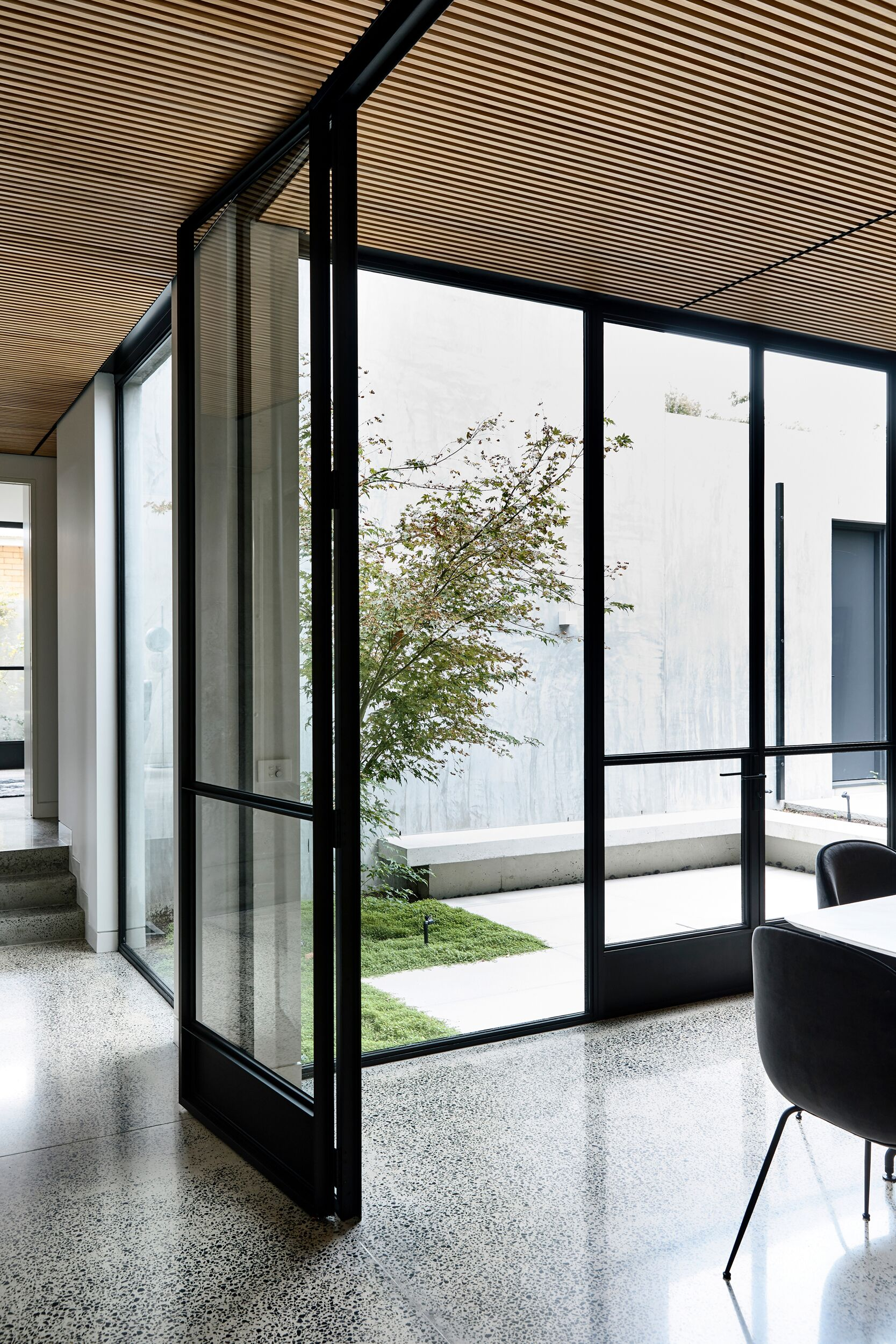 With The Intention To Provoke Different Emotions In Each Space Of The Home, The Light Vault House