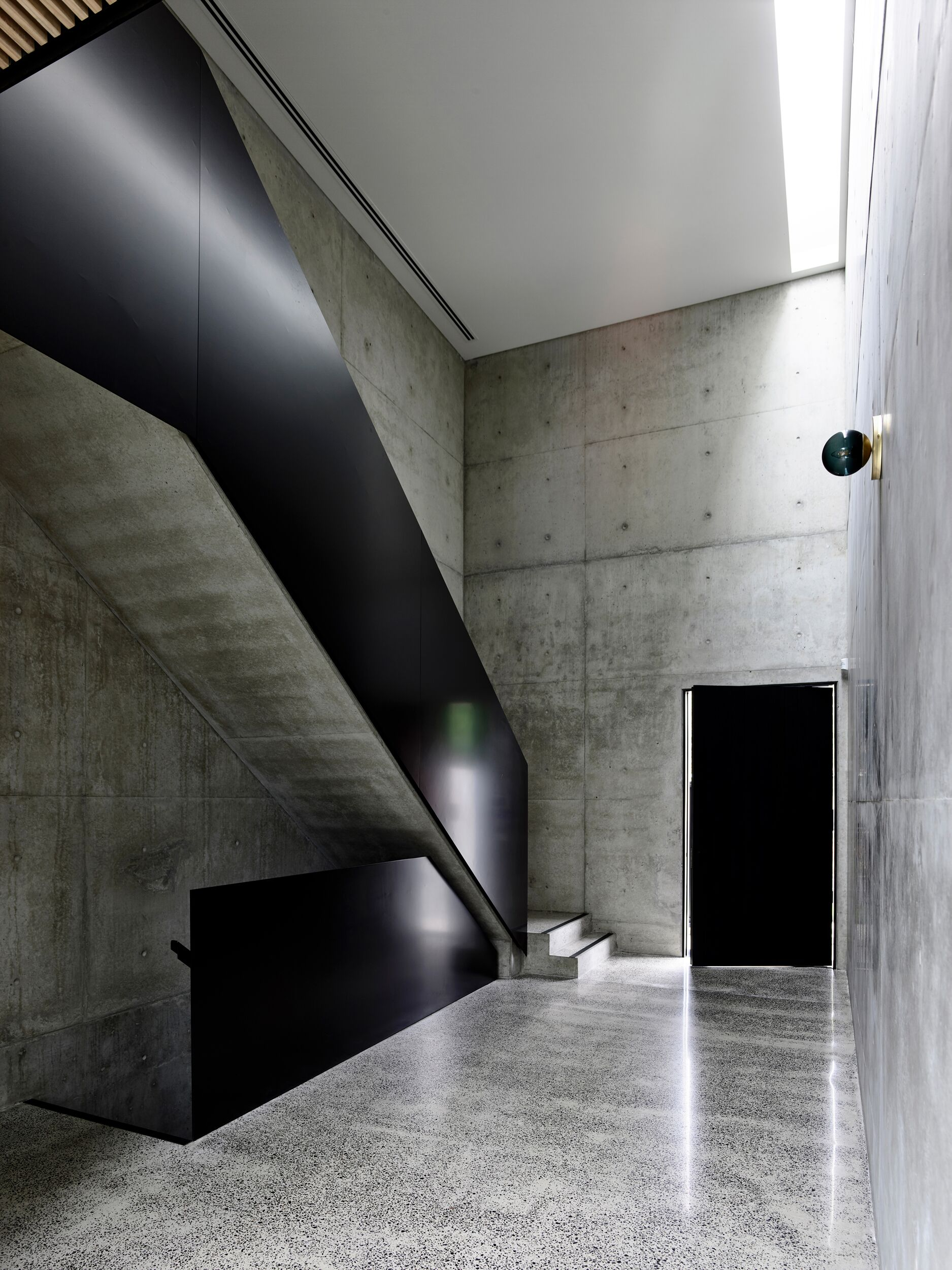"""The Light Vault House Uses The Initial Brief For A """"concrete Bunker"""" As A Launching Point From Which To Explore"""