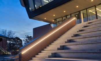 Its Sleek, Low Profile Was The Smart Choice For Junction Oval's High Performance Areas