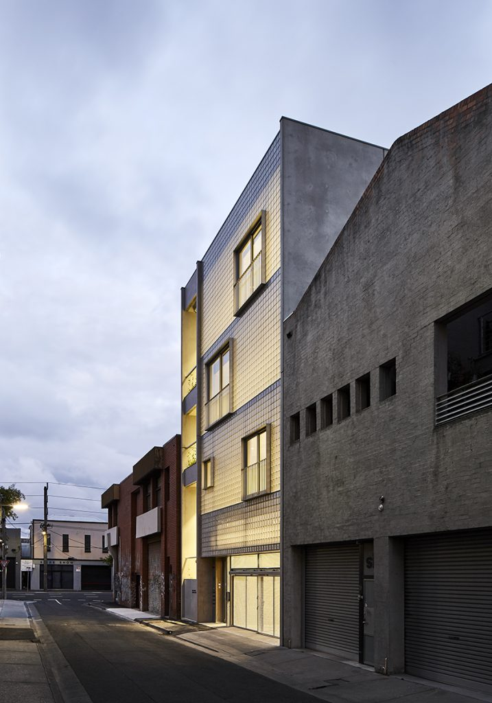 Located Amongst The Hidden Landways And Backstreets Of Its Collingwood Locale
