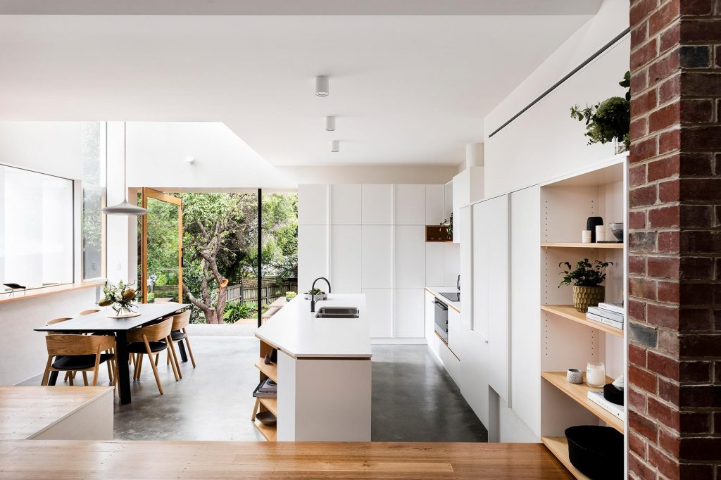 """And Connect To The New Living Spaces To The Garden"""" Explains Daniel Lane, Co Director Of Preston Lane Architects"""