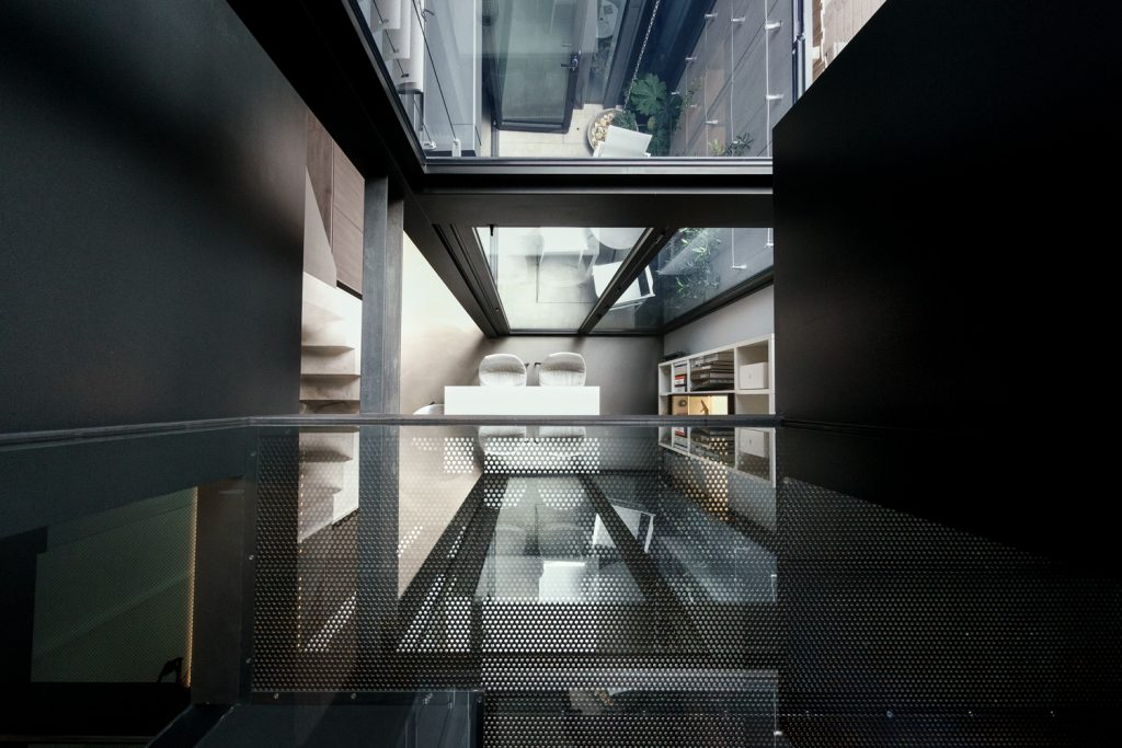 The Design Of The Kitchen And Bathrooms Was Key To Ensuring The Architects Could Fit Everything Required Into The Terrace House Efficiently Without S