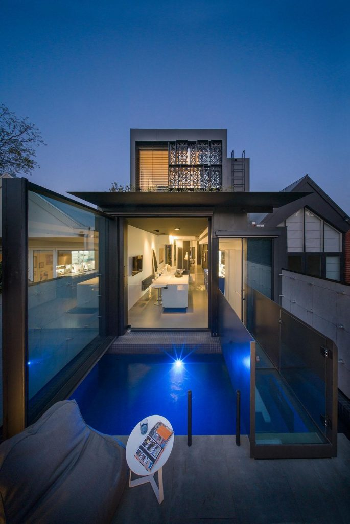 Modern Melbourne Beautiful Homes And Houses Inspiration