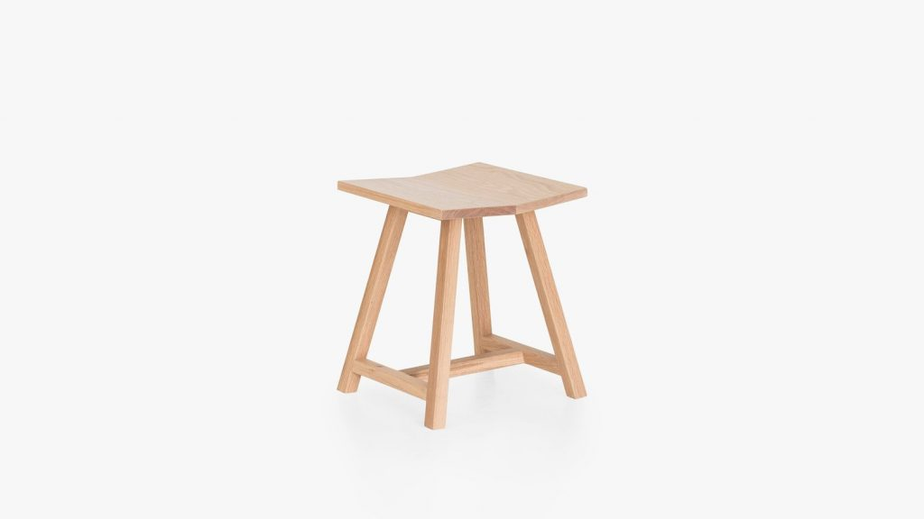 It Is In The Subtle Details That Make The Woodford Stool Both Intriguing To Look At And Comfortable To Sit In