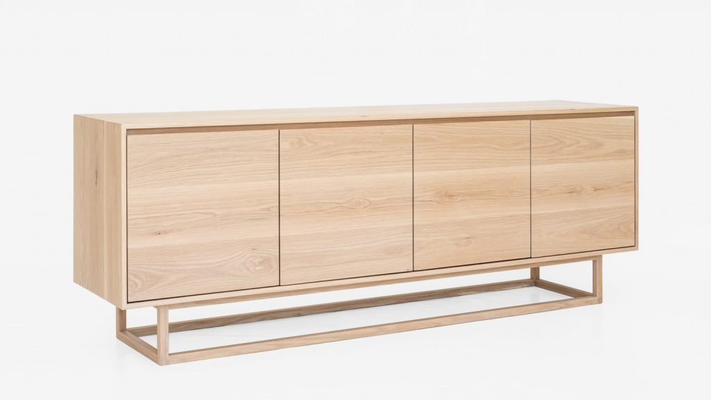 The Box Shape And Clean Lines Create A Minimalist Style That Is Clean And Timeless.