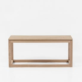 The Box Shape, Clean Lines And Top Shadow Detail Create A Minimalist Style That Is Classic And Timeless.