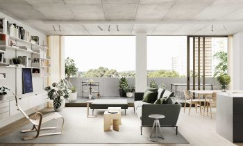 Comprising Of 20 Apartments Across Five Levels