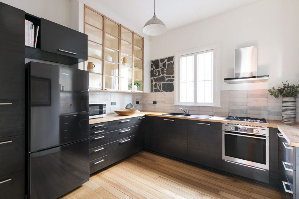 D+d Was Delighted To Renovate This Stunning Piece Of Fitzroy History