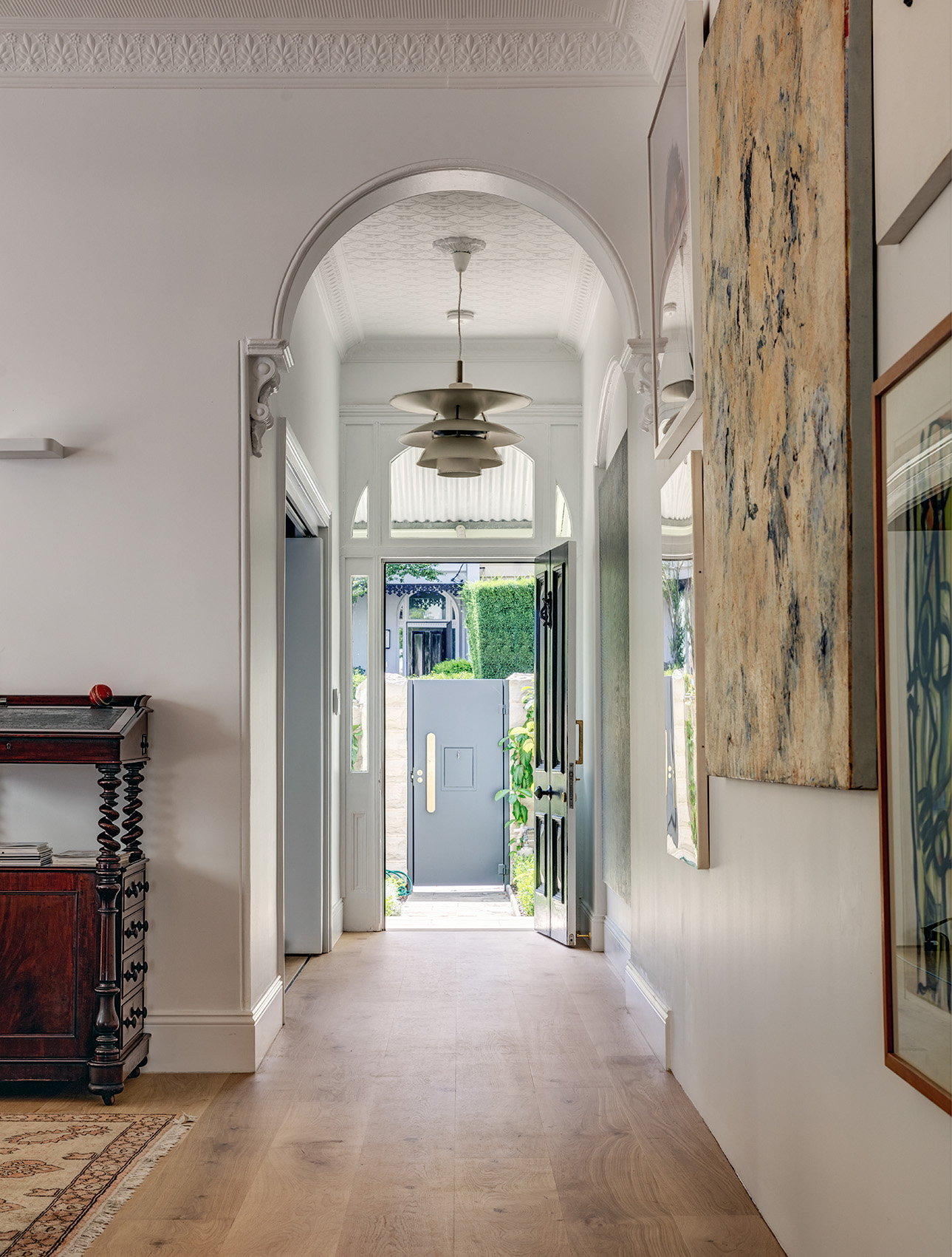 Woollahra House Sees The Renovation Of An Existing 1860s Semi Attached Terrace Home