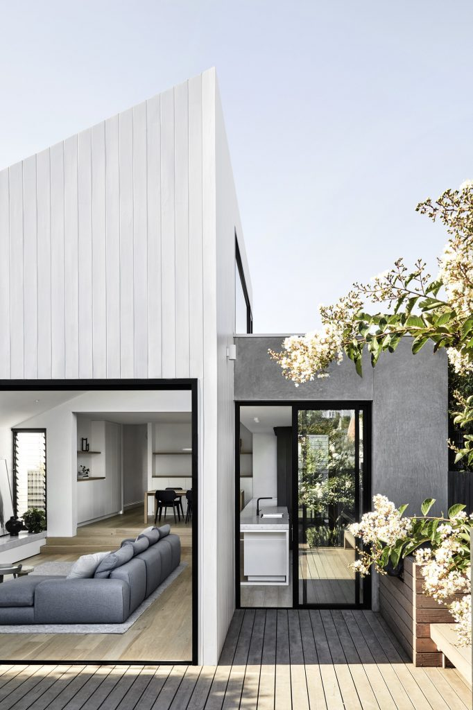 We Speak With Founding Director, Tom Robertson From Tom Robertson Architects About Armadale House