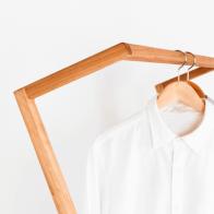 Sustainably Produced Stylish Clothes Rack