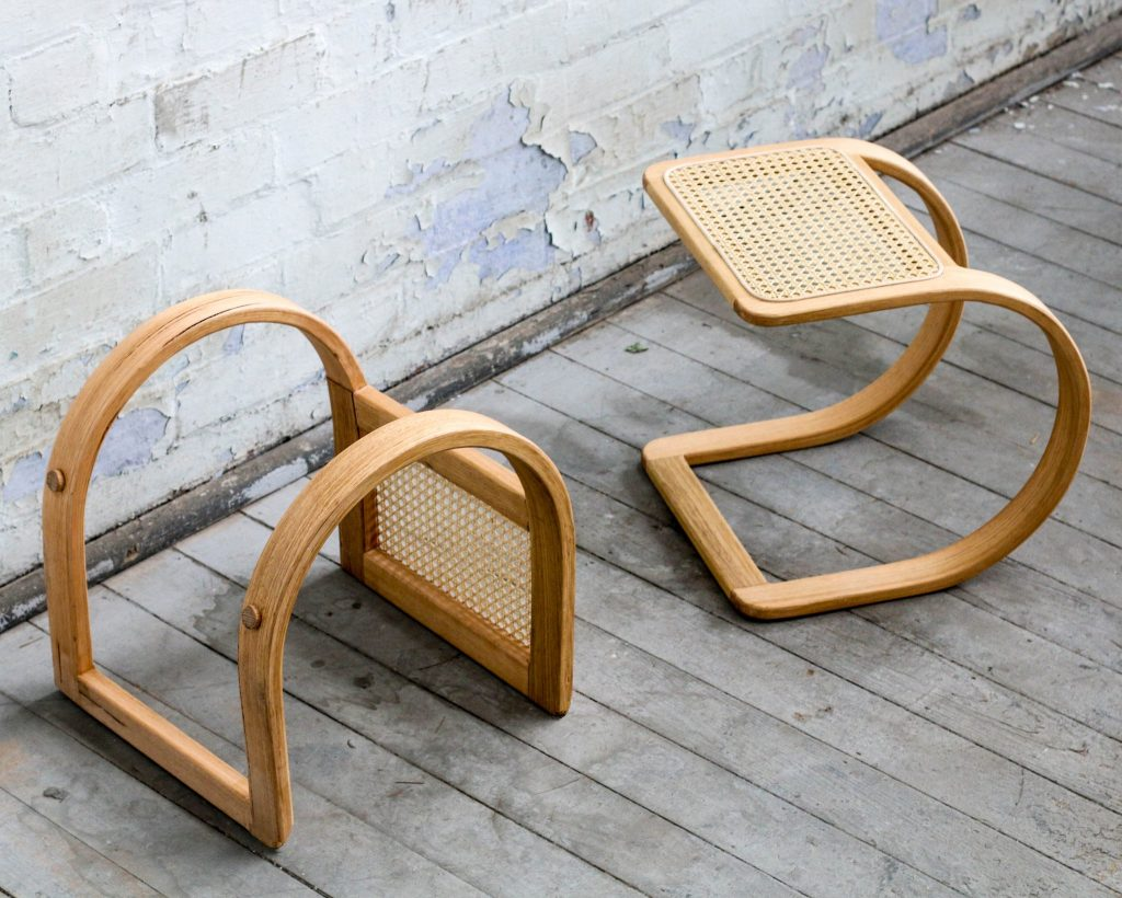 The Contemporary Stool Forces You To Pause, Acknowledge The Unique Design