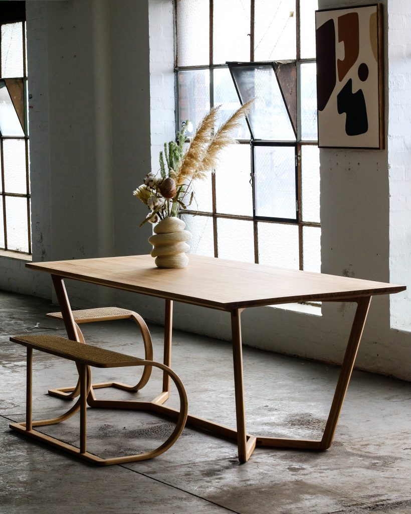 To Bring You Both A Spacious And Elegant Table