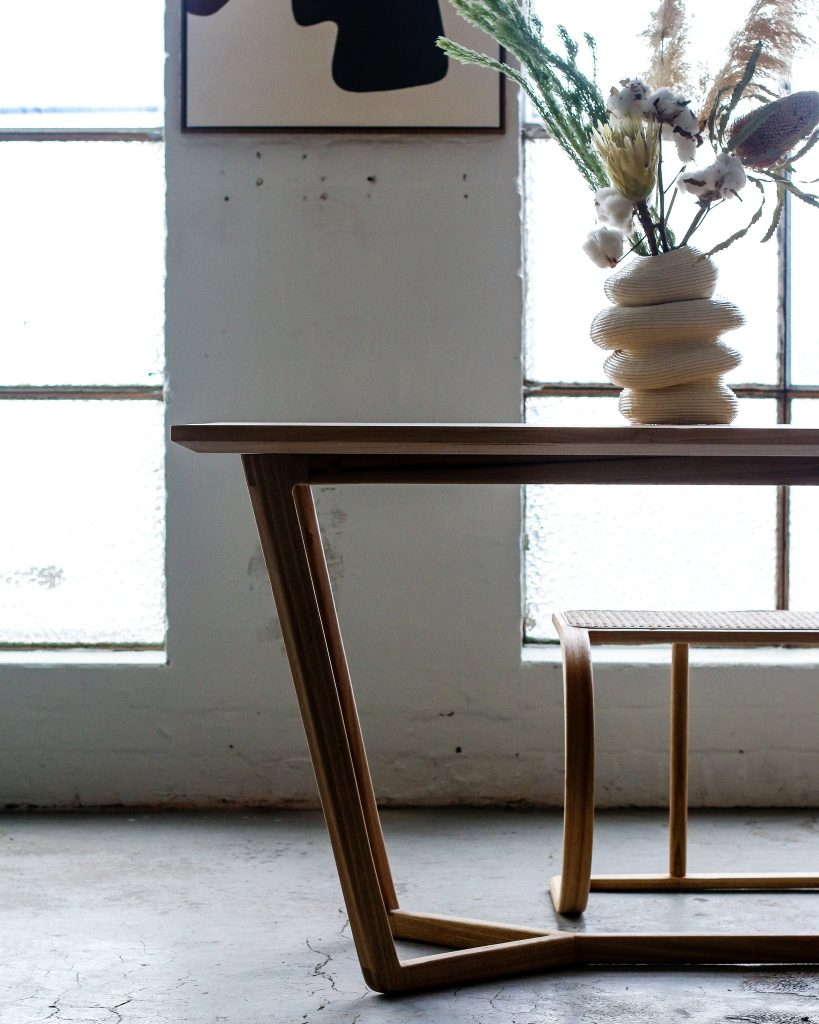 The Morgan Dining Table By Heimur