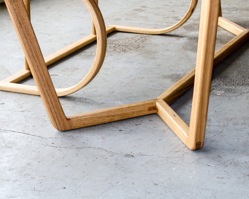 American Oak Dining Table Local Melbourne Furniture Design And Household Products