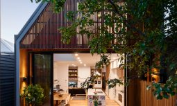 The Extension To This 1890s Single Fronted Weatherboard Cottage In Hawthorn