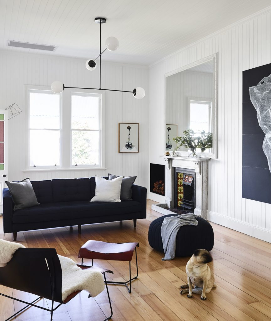 The Renovation And Extension Of Clayfield House