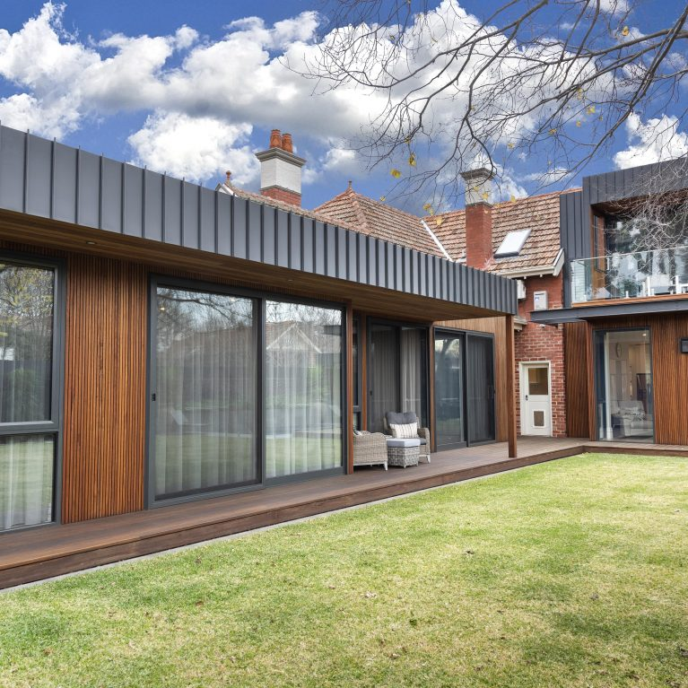 The House Needed A Renovation And Extension To Create A Revitalised Family Home
